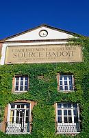Europe/France/Rhône-Alpes/42/Loire/Saint-Galmier : Sources Badoit