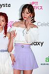 """Lee Chae-Young(fromis_9), May 19, 2019 : K-Culture festival """"KCON 2019 JAPAN"""" at the Makuhari Messe Convention Center in Chiba, Japan. (Photo by Pasya/AFLO)"""