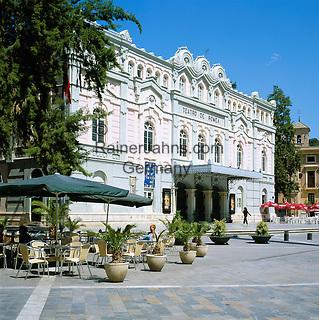 Spain, Murcia, Murcia-City: Teatro De Romea | Spanien, Murcia, Murcia-Stadt: Teatro De Romea