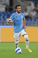 26th September 2021;  Stadio Olimpico, Rome, Italy; Italian Serie A football, SS Lazio versus AS Roma; Pedro of SS Lazio
