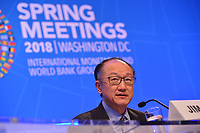IMF World Bank Spring Meetings 2018
