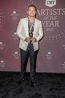 Kane Brown attends the 2021 CMT Artist of the Year on October 13, 2021 in Nashville, Tennessee. Photo: Ed Rode/imageSPACE/MediaPunch