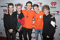 NEW YORK, NY - DECEMBER 8: Why Don't We at Z100's Jingle Ball 2017 at Madison Square Garden in New York City, Credit: John Palmer/MediaPunch /nortephoto.com NORTEPHOTOMEXICO
