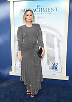 """WEST HOLLYWOOD - SEPT 1: Sarah Paulson attends a red carpet event for FX's """"Impeachment: American Crime Story"""" at Pacific Design Center on September 1, 2021 in West Hollywood, California. (Photo by Frank Micelotta/FX/PictureGroup)"""