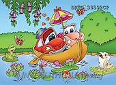 Alfredo, CUTE ANIMALS, puzzle, paintings(BRTO38592CP,#AC#) illustrations, pinturas, rompe cabeza