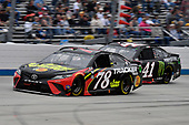 #78: Martin Truex Jr., Furniture Row Racing, Toyota Camry 5-hour ENERGY/Bass Pro Shops and #41: Kurt Busch, Stewart-Haas Racing, Ford Fusion Haas Automation/Monster Energy