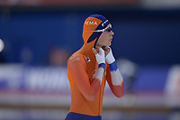 SPEEDSKATING: Calgary, The Olympic Oval, 07-02-2020, ISU World Cup Speed Skating, Joy Beune (NED), ©foto Martin de Jong