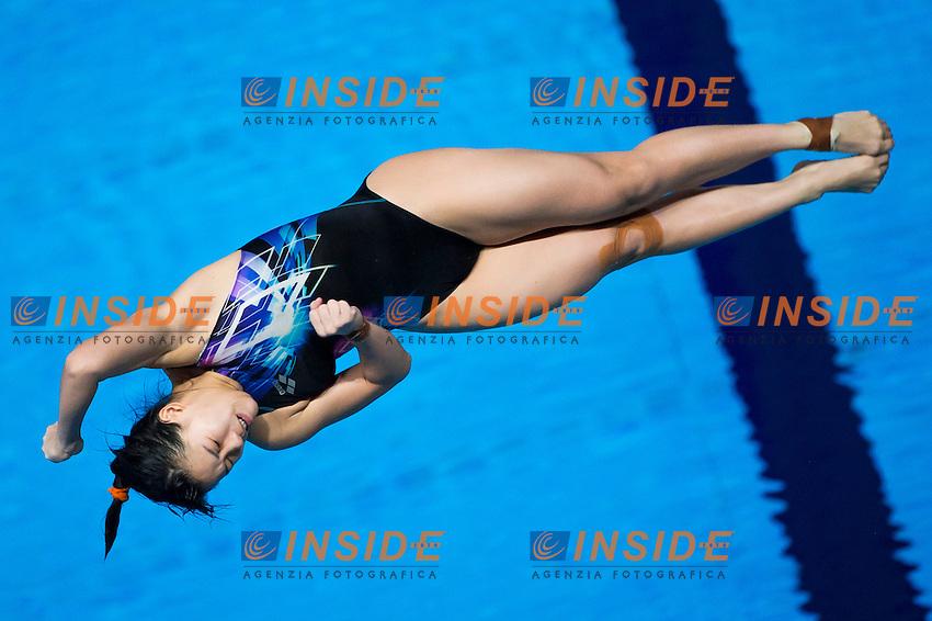 NG Yan Yee MAS<br /> Diving - Women's 3m Springboard final<br /> Day 09 01/08/2015<br /> XVI FINA World Championships Aquatics Swimming<br /> Kazan Tatarstan RUS July 24 - Aug. 9 2015 <br /> Photo Giorgio Perottino/Deepbluemedia/Insidefoto