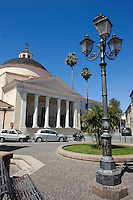 Kirche San Francesco in Oristano, Provinz Oristano, West - Sardinien, Italien