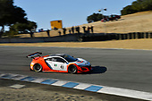 Pirelli World Challenge<br /> Intercontinental GT Challenge California 8 Hours<br /> Mazda Raceway Laguna Seca<br /> Sunday 15 October 2017<br /> Ryan Eversley, Tom Dyer, Dane Cameron, Acura NSX GT3, GT3 Overall<br /> World Copyright: Richard Dole<br /> LAT Images<br /> ref: Digital Image RD_PWCLS17_273