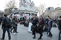 11EME NUIT DEBOUT PLACE DE LA REPUBLIQUE