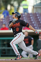 May 26, 2010: David Paisano of the Bakersfield Blaze during game against the Inland Empire 66'ers at Arrowhead Credit Union Park in San Bernardino,CA.  Photo by Larry Goren/Four Seam Images