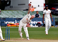 Darren Stevens bowls for Kent during Kent CCC vs Northamptonshire CCC, LV Insurance County Championship Group 3 Cricket at The Spitfire Ground on 6th June 2021