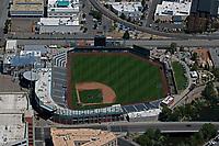 aerial photograph of Greater Nevada Field Reno, Washoe County, Nevada