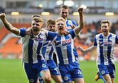 2017-10-21 Blackpool v Wigan Athletic