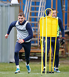 16.01.2020 Rangers training: Borna Barisic