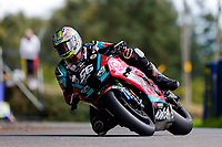11th September 2021; Cookstown, County Tyrone, Northern Ireland, Cookstown 100 Road Races: Adam McLean (McAdoo / Gortreagh Printing Kawasaki ZX-10RR) finished second overall in the Superbike race