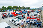The turnout at the Paudie Fitzmaurice Tractor Run in Castleisland on Sunday