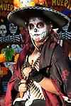 Dia de los Muertos in LA Photos