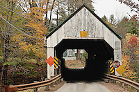 Williamsville Covered Bridge, Newfane, VT