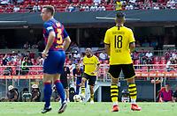 São Paulo (SP), 15/12/2019 - Futebol-Legendscup - Amoroso do Borussia. Partida entre as lendas de Barcelona e Borussia Dortmund no estádio do Morumbi, em São Paulo (SP), domingo (15).