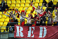 181124 A-League Football - Wellington Phoenix v Adelaide United