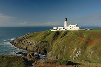 Killantringan Lighthouse near Portpatrick, Dumfries and Galloway<br /> <br /> Copyright www.scottishhorizons.co.uk/Keith Fergus 2011 All Rights Reserved