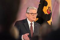 2017/01/18 Berlin | Bundespräsident Joachim Gauck