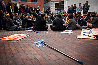 """16.03.2017 - """"LSE Cleaners Strike for Dignity & Equality"""" - Strike: Day 2, Teach-Out"""
