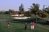 Vereinigte arabische Emirate (VAE, UAE), Dubai, Dubai Creek Golfund Yacht Club