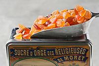 Europe/France/Ile-de-France/77/Seine et Marne/Moret-sur-Loing: Le sucre d'Orge de Moret-sur-Loing