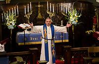 Pastor Steve