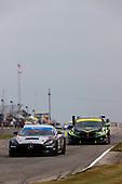 #57: Winward Racing Mercedes-AMG GT GT4, GS: Bryce Ward, Alec Udell, #88: VGMC Racing, LLC Honda Civic FK7 TCR, TCR: Victor Gonzalez, Karl Wittmer