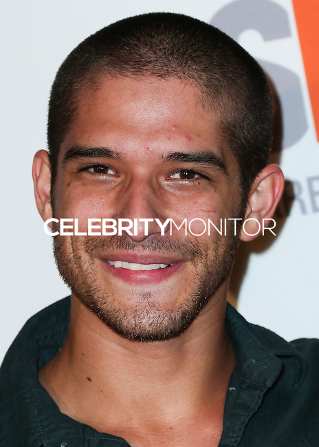 BEL AIR, CA, USA - OCTOBER 22: Tyler Posey arrives at the 2014 ASPCA Compassion Award Dinner Gala held at a Private Residence on October 22, 2014 in Bel Air, California, United States. (Photo by Xavier Collin/Celebrity Monitor)