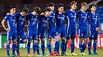 Ulsan Hyundai squad during their AFC Champions League 2017 Playoff Stage match between Ulsan Hyundai FC (KOR) vs Kitchee SC (HKG) at the Ulsan Munsu Football Stadium on 07 February 2017 in Ulsan, South Korea. Photo by Chung Yan Man / Power Sport Images