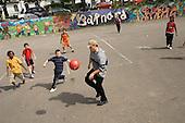 Barnard Park Adventure Playground, Islington