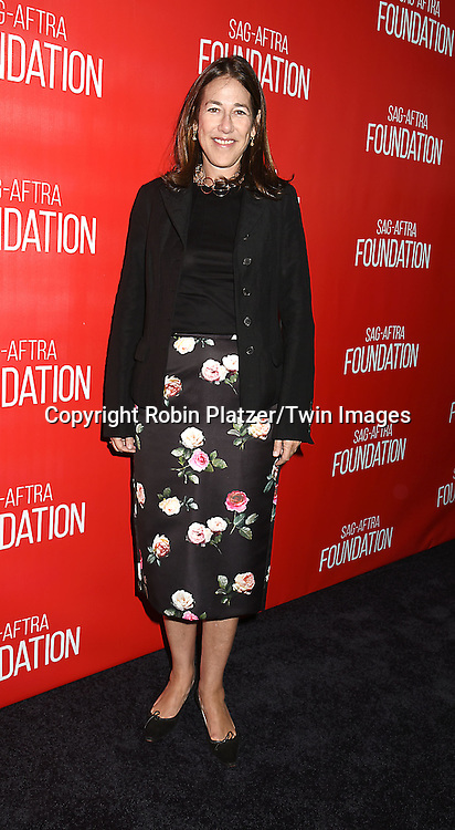 Lisa Birnbach attends the Grand Opening of SAG-AFTRA Foundation Robin Williams Center on October 5, 2016 at The Robin Williams Center in New York, New York, USA.<br /> <br /> photo by Robin Platzer/Twin Images<br />  <br /> phone number 212-935-0770