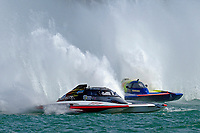 "Kent Henderson, H-777 ""Snyder's Steeler Team Toban"", Donny Allen, H-14 ""Legacy 1""              (H350 Hydro)"