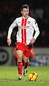 Luke Freeman of Stevenage<br />  - Stevenage v Rotherham United - Sky Bet League 1 - Lamex Stadium, Stevenage - 16th November, 2013<br />  © Kevin Coleman 2013