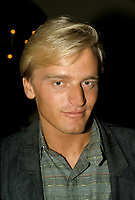 Canadian Actor  	<br /> Steve Banner in a 1987 file photo<br /> <br /> photo (c)  Images Distribution