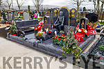 The grave of the late Pa Carthy in Rath Graveyard