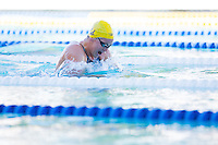 Santa Clara, California - Friday June 3, 2016: Caitlin Leverenz races in the Women's 400 LC Meter IM A final.