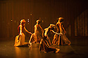 """London, UK. 31.05.2012. Rambert Dance Company presents a Season of New Choreography 2012 at the Queen Elizabeth Hall, Southbank, London. Picture shows: """"The Window"""", choreographed by Dane Hurst. Dancers are: Angela Towler, Antonette Dayrit, Vanessa Kang, Hannah Rudd."""