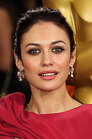 HOLLYWOOD, LOS ANGELES, CA, USA - MARCH 02: Olga Kurylenko at the 86th Annual Academy Awards held at Dolby Theatre on March 2, 2014 in Hollywood, Los Angeles, California, United States. (Photo by Xavier Collin/Celebrity Monitor)