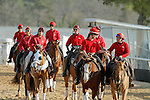 Oaklawn horseman before the running of the Southwest Stakes (Grade III) at Oaklawn Park in Hot Springs, Arkansas on February 17, 2014. (Credit Image: © Justin Manning/Eclipse/ZUMAPRESS.com)