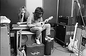 VAN HALEN, RECORDING STUDIO, SUNSET SOUND, 1979, NEIL ZLOZOWER