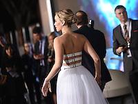 Jennifer Lawrence @ the Los Angeles premiere of 'Passengers' held @ the Regency Village Theatre. December 14, 2016 , Los Angeles, USA. # PREMIERE DU FILM 'PASSENGERS' A LOS ANGELES
