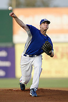 May 28 2009: Tim Sexton of the Inland Empire 66'ers during game against the Modesto Nuts at Arrowhead Credit Union Park in San Bernardino,CA.  Photo by Larry Goren/Four Seam Images