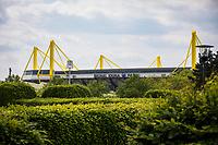 16th May 2020, Signal Iduna Park, Dortmund, Germany; Bundesliga football, Borussia Dortmund versus FC Schalke;  A View of Dortmunds Signal Iduna Park