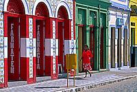 Arquitetura colonial na cidade de Areias, Paraíba. 1998. Foto de Salomon Cytrynowicz.